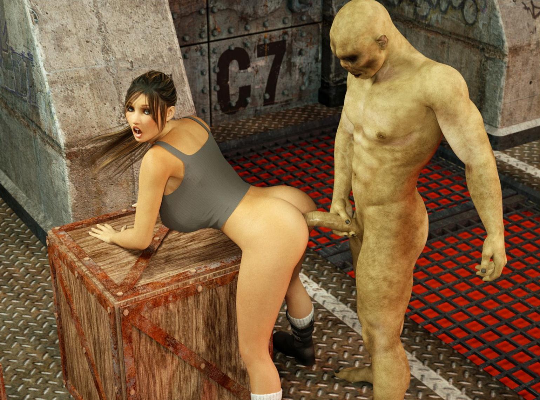 3D Video Pron blackadder- monster sex 1 • free porn comics