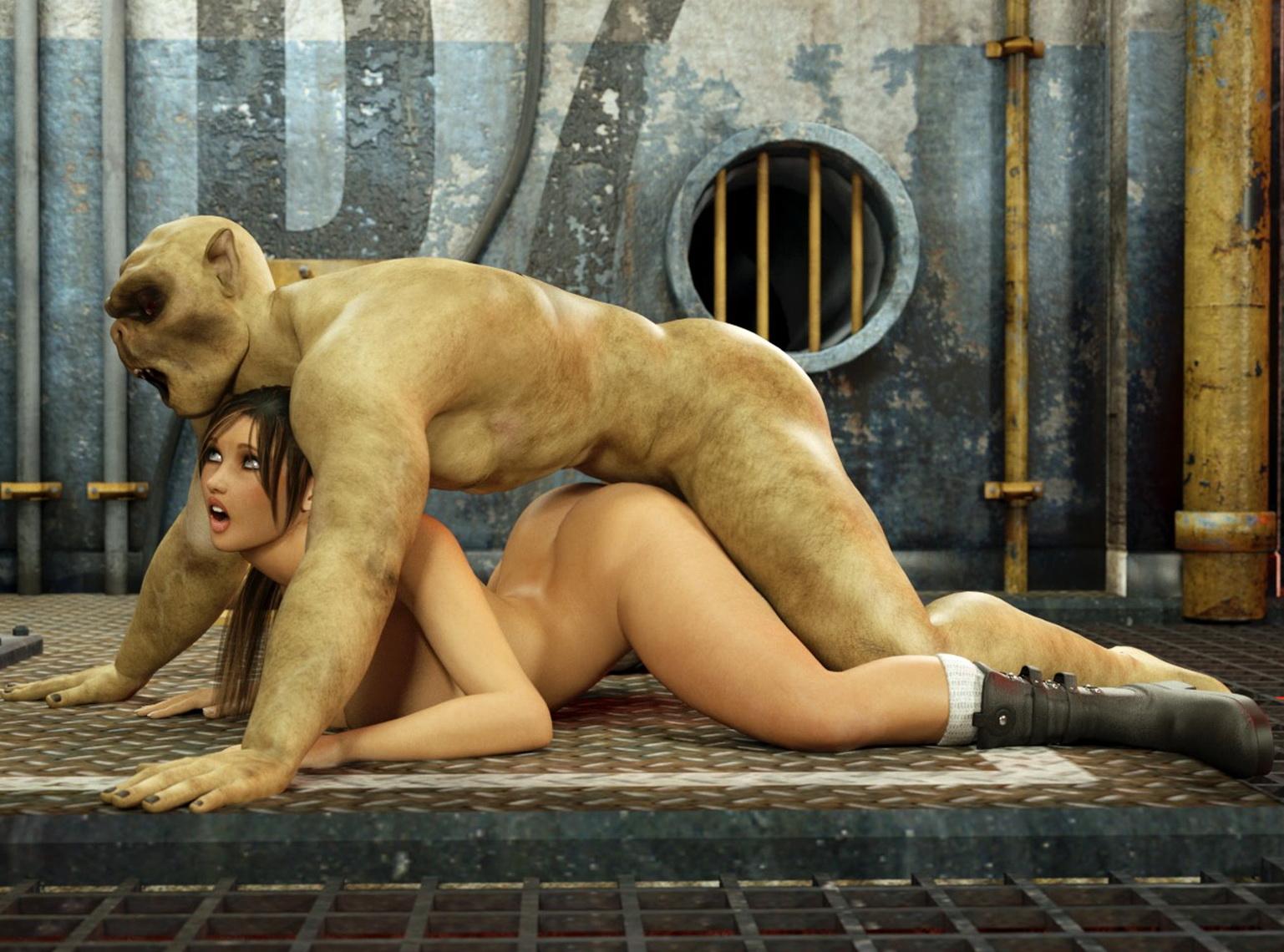 3D Hobbit Porn blackadder- monster sex 1 • free porn comics