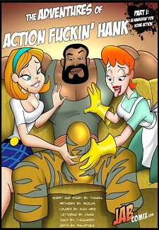 The Adventures Of Action Fuckin Hank