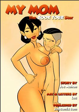 my mom  the book tour star jabcomix porn comics