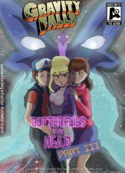 Gravity Falls- Butterflies in my head Part 3 [SealedHelm]
