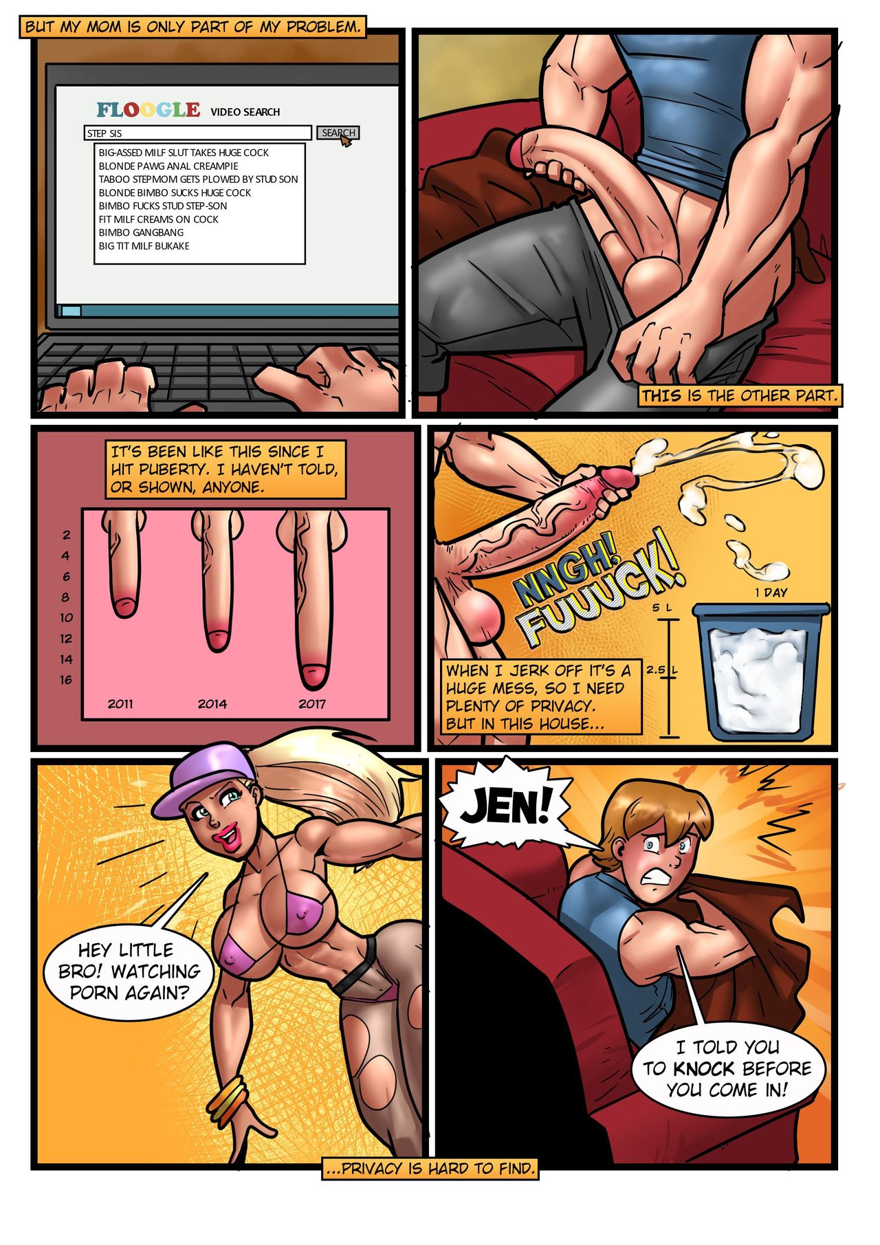 cartoon porno comics creampie