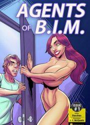 Agents of B.I.M 1
