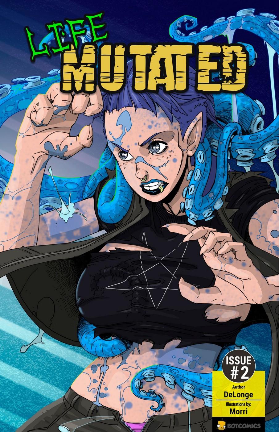 Batgirl Comics Porno Comics bot comics- life mutated 2 • free porn comix