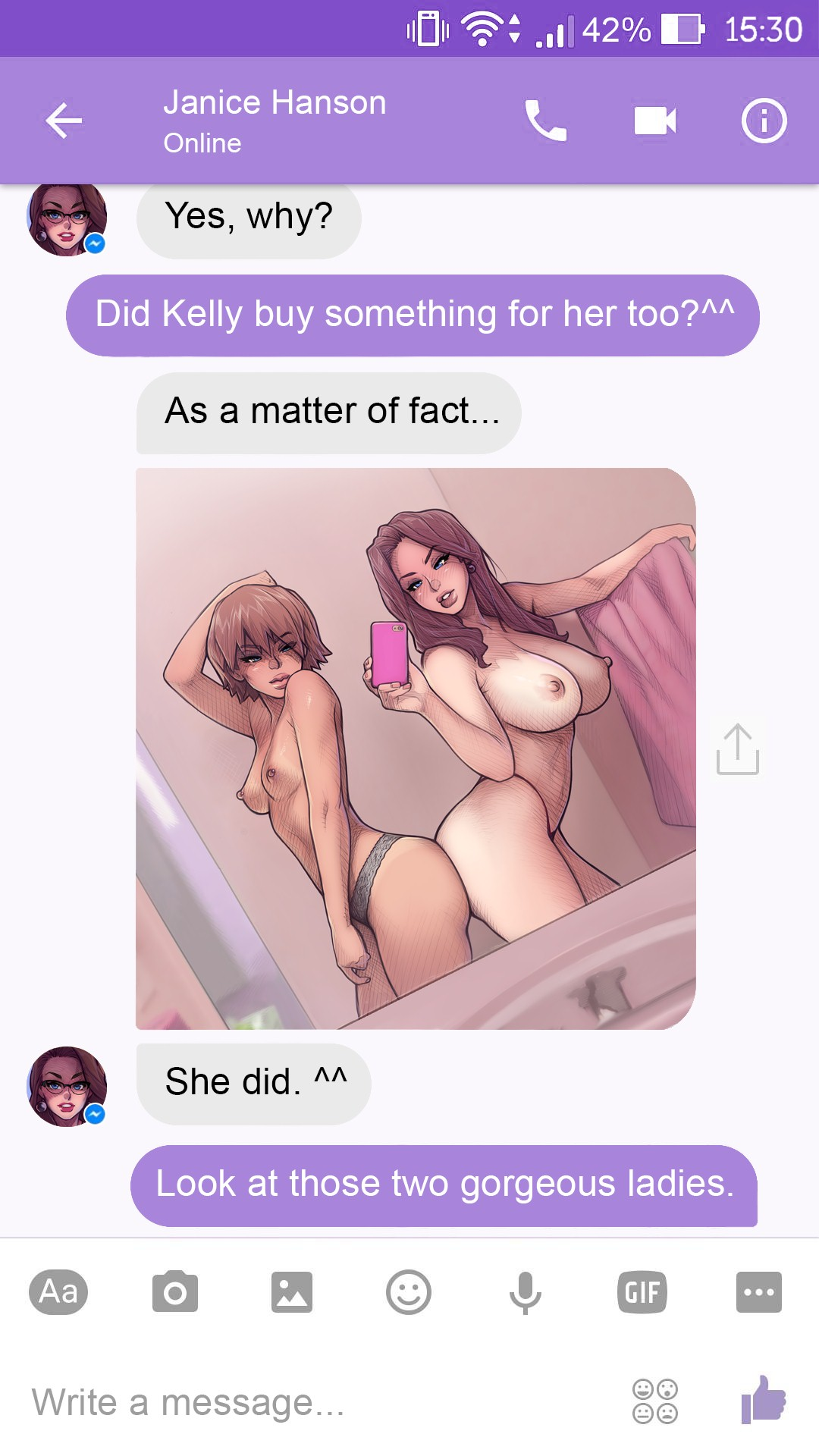 Chat With Janice Porn