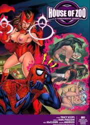 TracyScops – House of Zoo – (Spiderman])