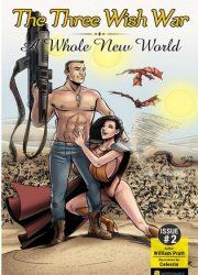 Bot – The Three Wish War Issue 02