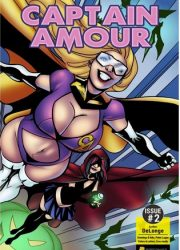 Bot – Captain Amour Issue 2