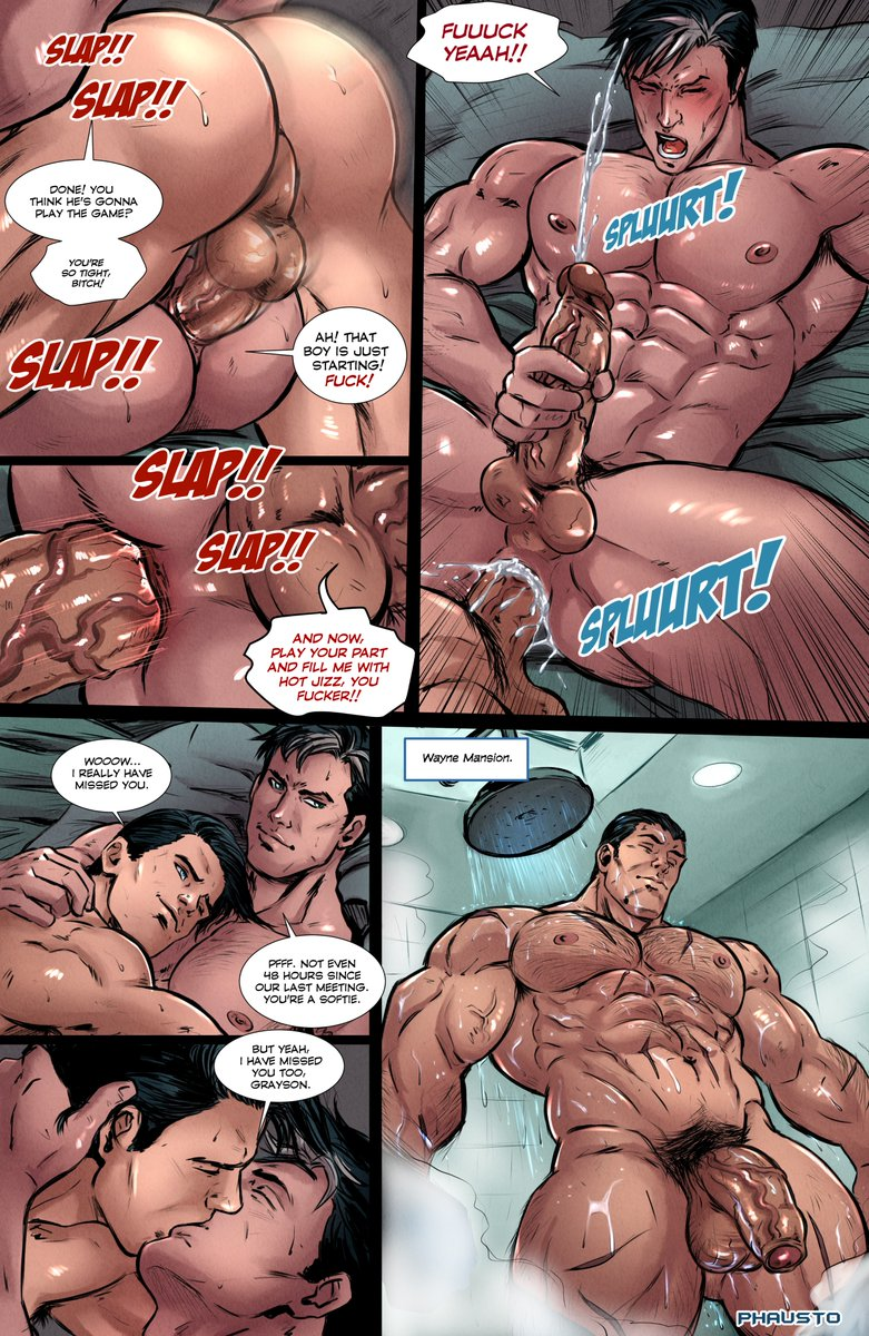 gay sex online comic