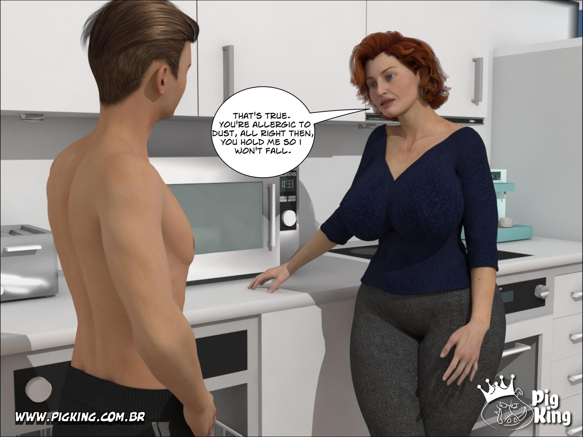 free housekeeping porn