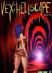 Vex – Hellscape 2 – Kinkamashe