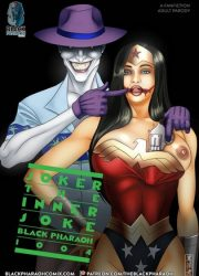 Black Pharaoh- The Inner Joke (Batman)