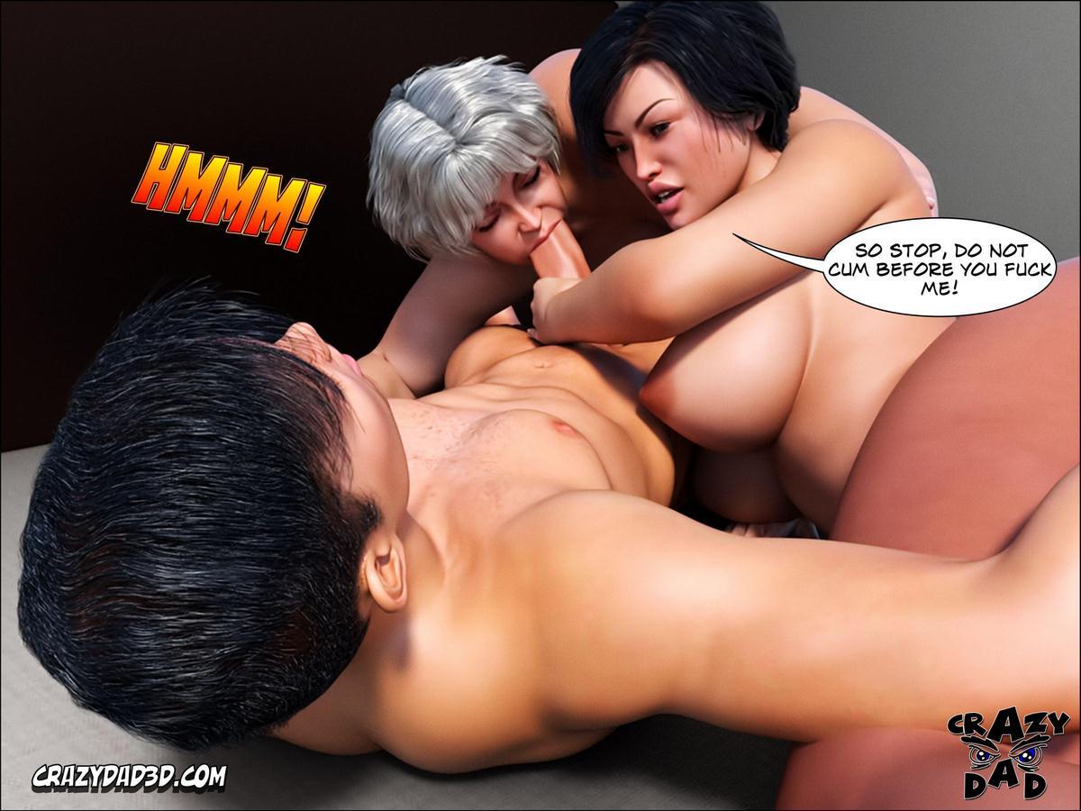 Hard anal dildo fuck