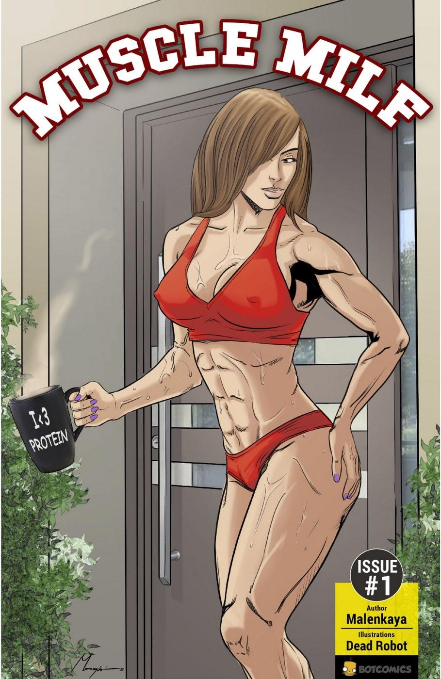 muscle milf porn