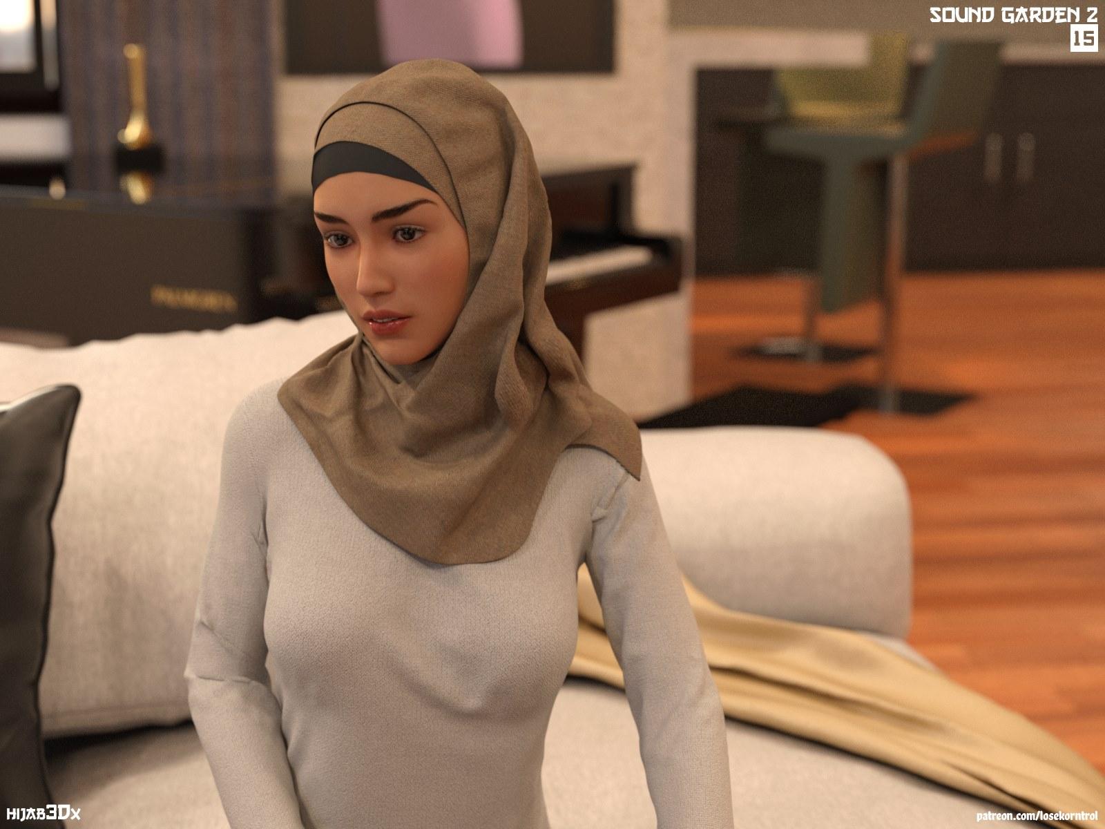 3Dx Porn Game hijab 3dx- sound garden 2 - losekorntrol, 3d • free porn comics