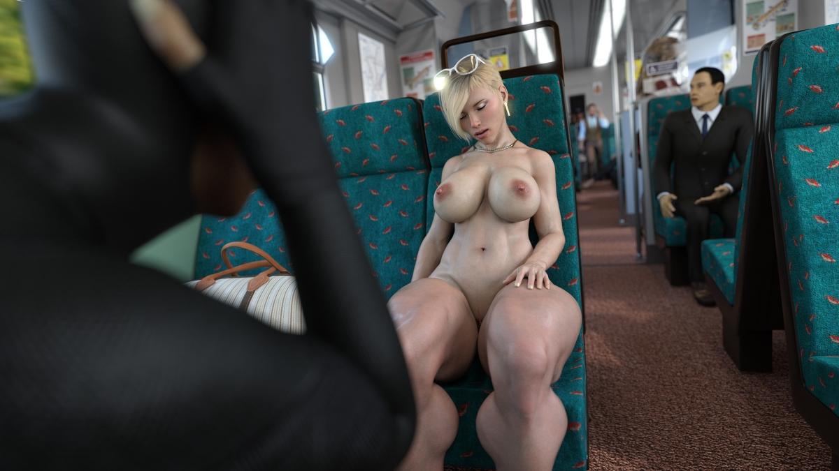 Porn In Train