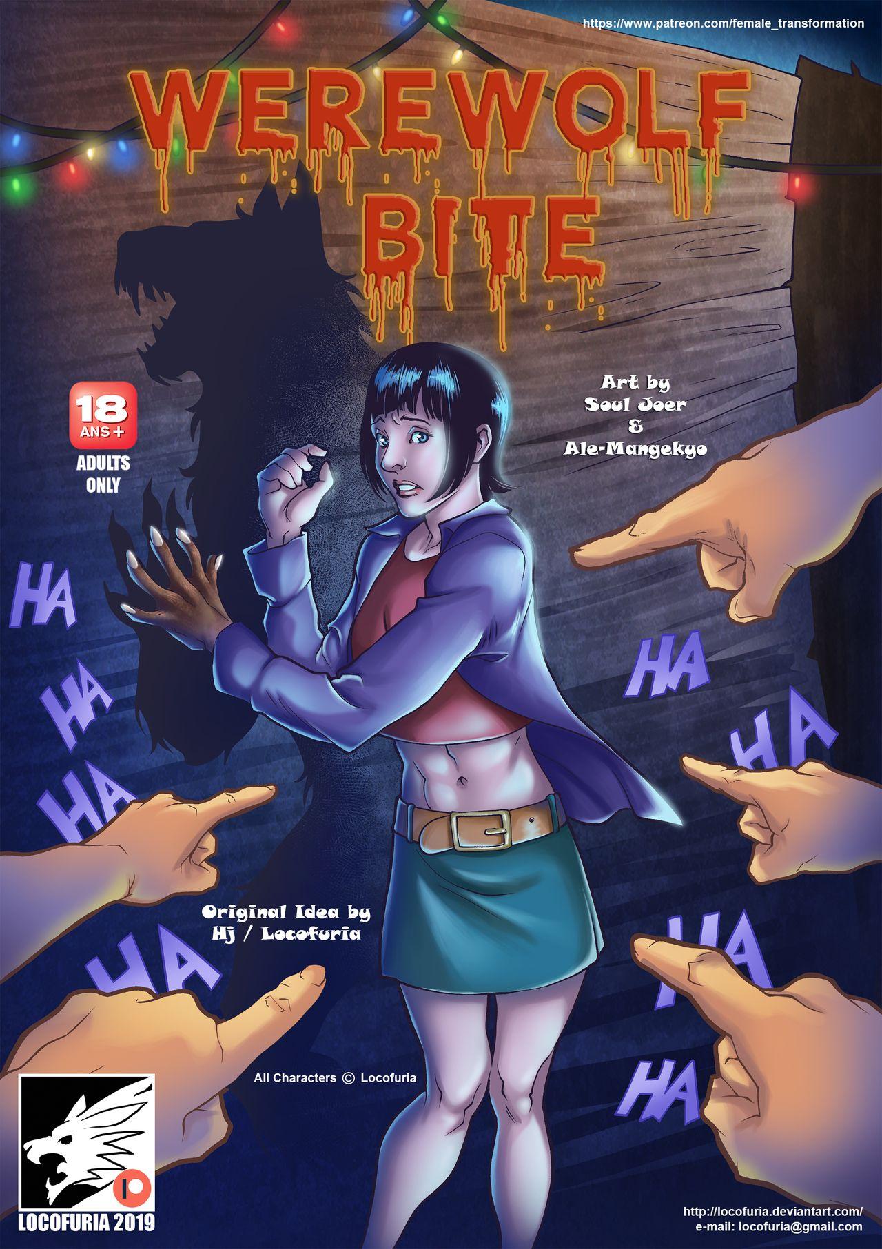 Locofuria - Werewolf Bite [Soul Joer] • Free Porn Comics