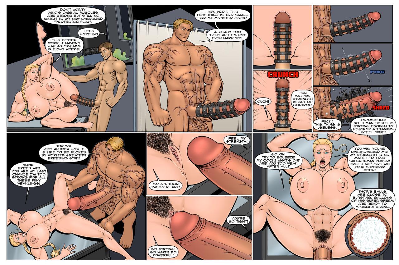 Dicks Porn Comics
