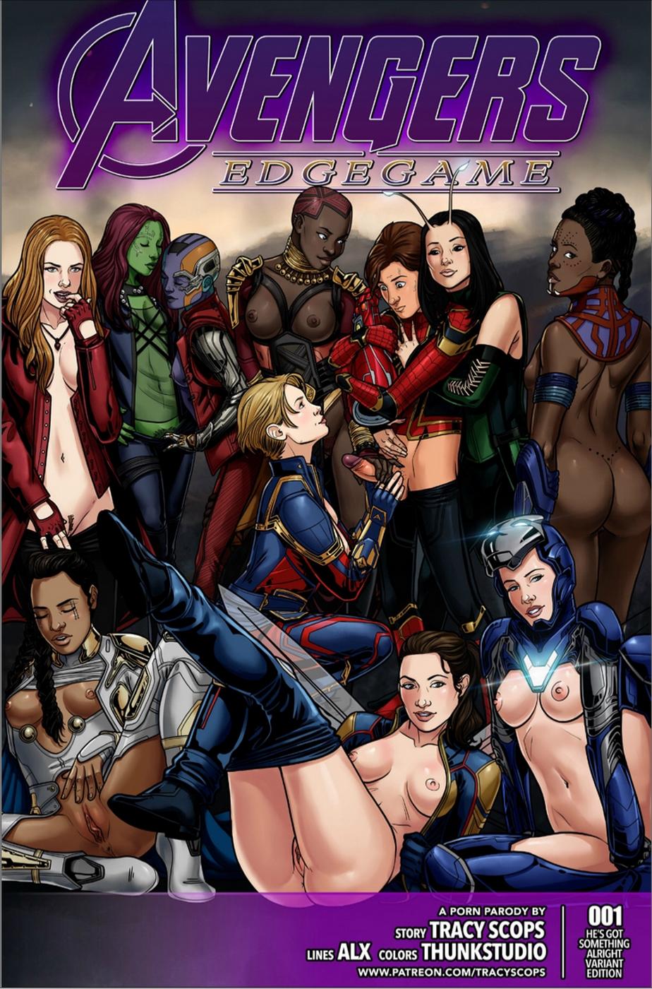 Free Porn Avengers
