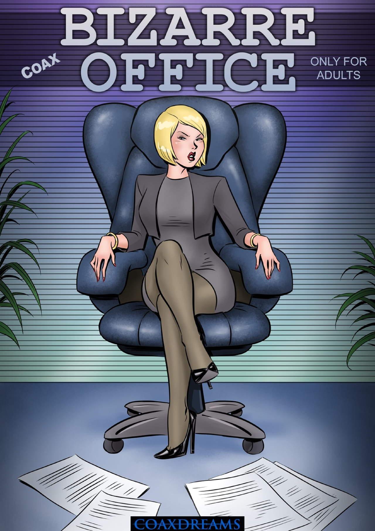 Bdsm Porn Comics coax] - bizarre office, bdsm • free porn comics