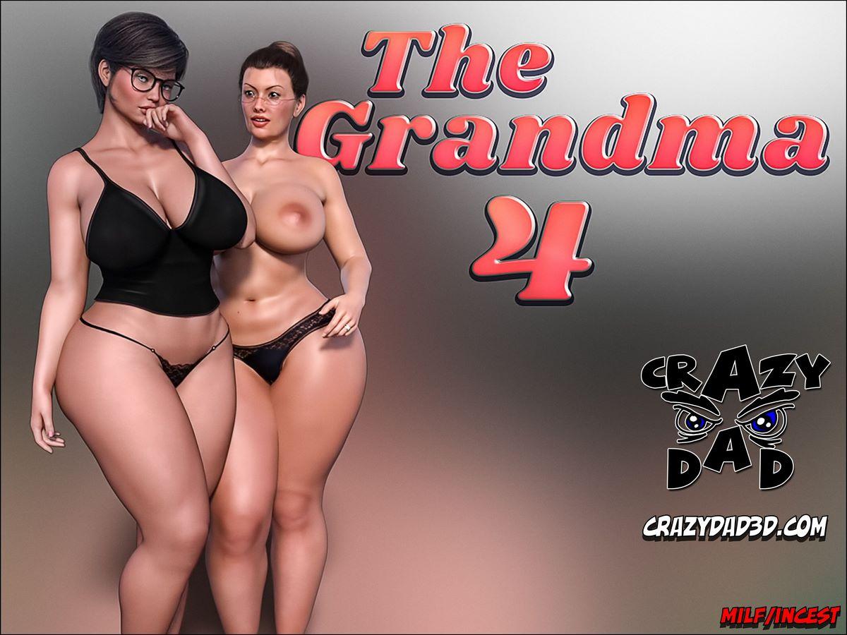 4 Pron Com crazydad3d] - the grandma 4 • free porn comics
