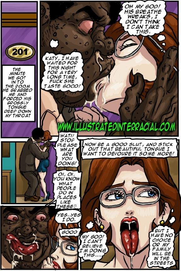 Porn comic bbc Interracial Comics,