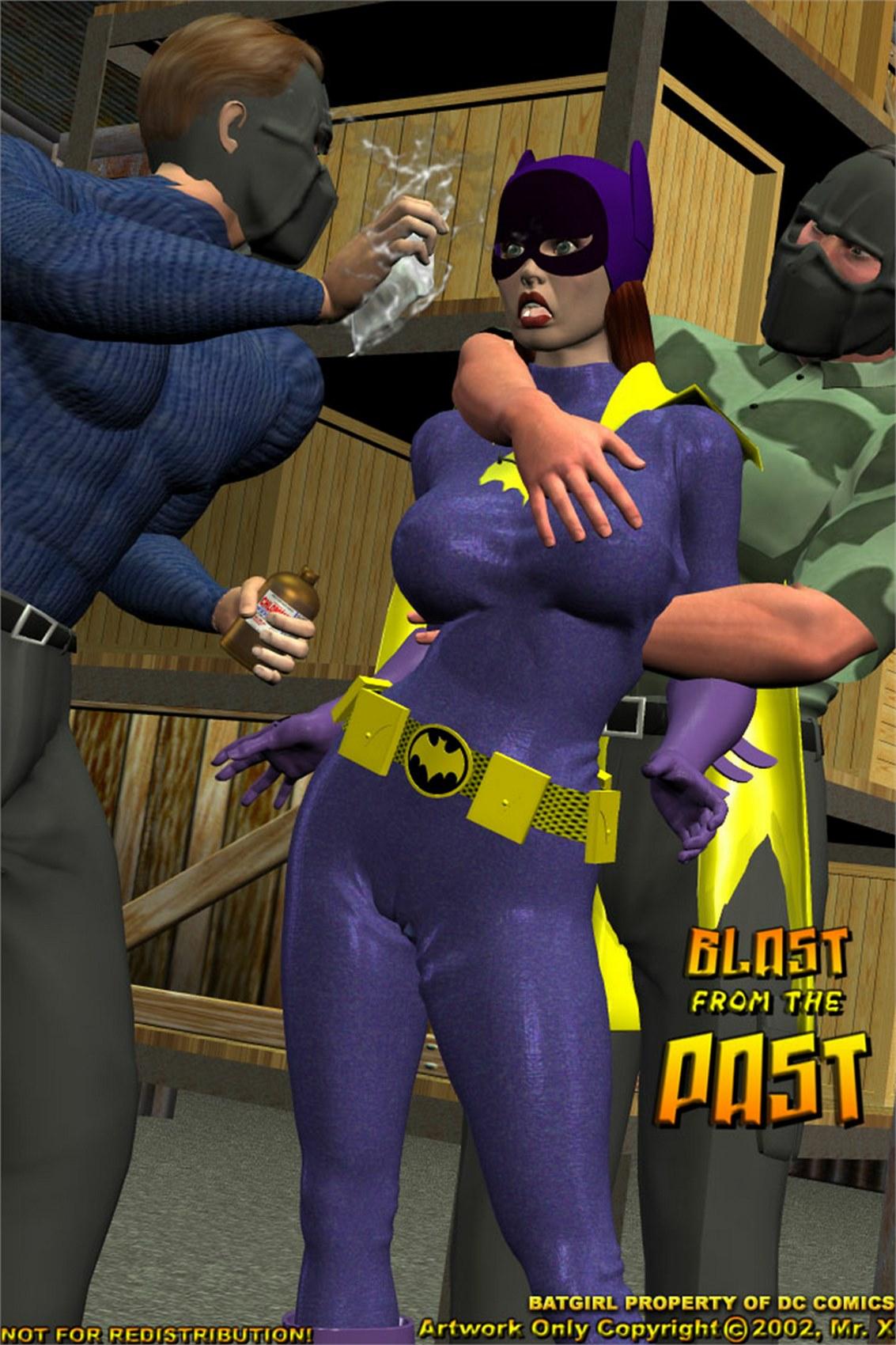 Batgirl Comics Porno Comics mrx - blast from past - batgirl • free porn comics