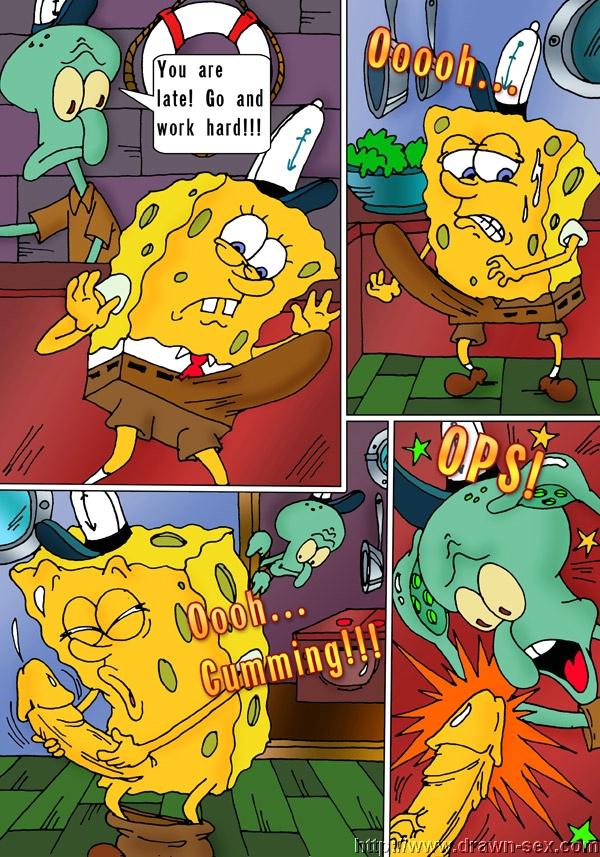 Spongebob gay by sonicgmi