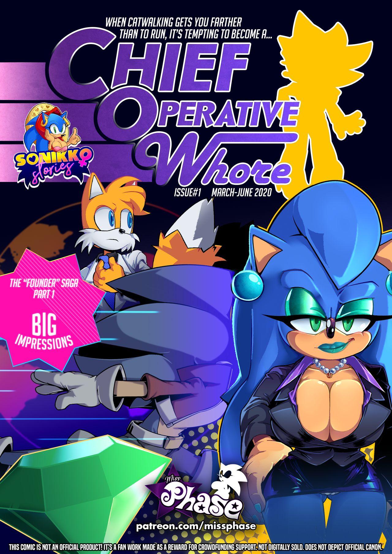Sonic Gender Bender Porn Comix