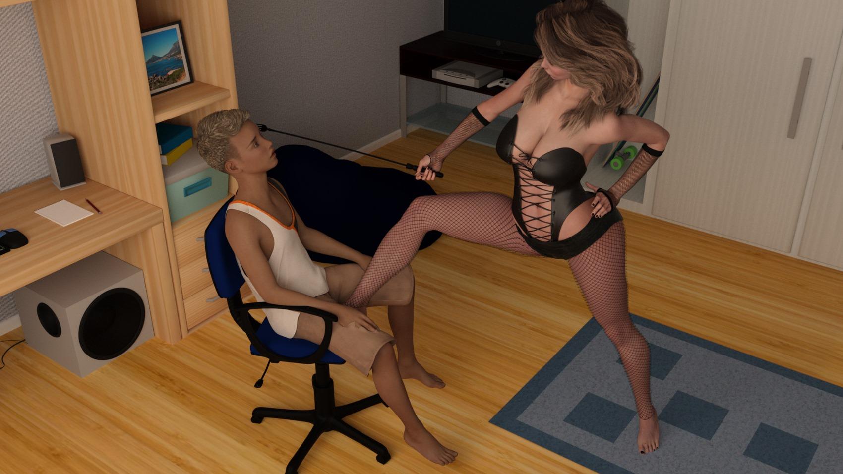 Wife Cheats While Husband Work