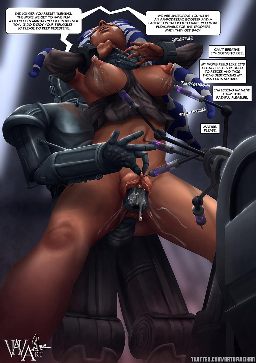 Star Wars Porn Art