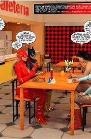 New Arkham For Superheroines 12-002