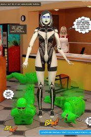 New Arkham For Superheroines 12-012