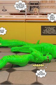 New Arkham For Superheroines 12-019