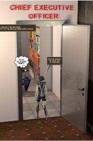 New Arkham For Superheroines 12-021