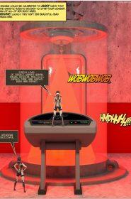 New Arkham For Superheroines 12-031