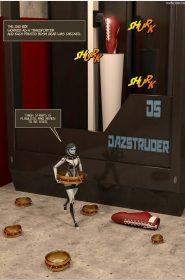 New Arkham For Superheroines 12-041
