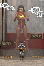 New Arkham For Superheroines 12-042