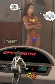 New Arkham For Superheroines 12-045