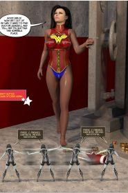 New Arkham For Superheroines 12-046