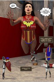 New Arkham For Superheroines 12-048