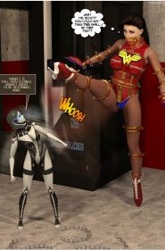 New Arkham For Superheroines 12-057