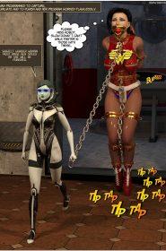 New Arkham For Superheroines 12-065