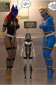 New Arkham For Superheroines 12-087