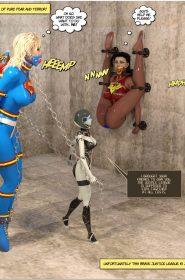 New Arkham For Superheroines 12-089