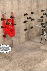 New Arkham For Superheroines 12-090