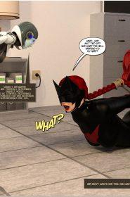 New Arkham For Superheroines 12-093