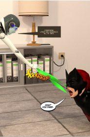 New Arkham For Superheroines 12-094