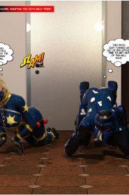New Arkham For Superheroines 12-099