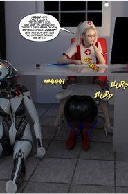 New Arkham For Superheroines 12-102